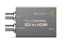 Blackmagic Micro Conversor Sdi P Hdmi