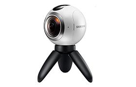 Câmera Samsung Gear 360°