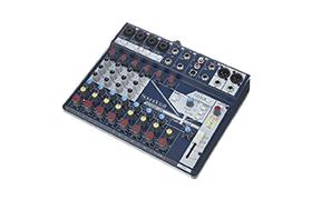 Mesa De Som Soundcraft Notepad-12FX